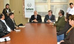 Cultura firma acuerdos de cooperación|Cultura oñemboheraguapy kuatia ári imagen