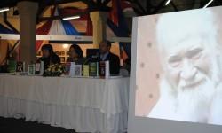 Se realizó homenaje a Félix de Guarania|Oñemomorãkuri Félix de Guaraniape imagen