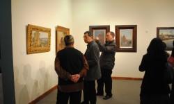 Delegados de países del Mercosur visitan Museo Nacional de Bellas Artes|Tetãnguéra Mercosur-gua rembijokuái ohua'ĩ ohechávo Museo Nacional de Bellas Artes imagen
