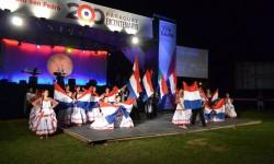 Estrellas paraguayas brillaron en emotivo Vy'a Guasu de San Pedro|Paraguái mbyjakuéra ojajaijoa San Pedro Vy'a Guasúpe imagen