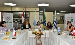 Se reúne en nuestro país el Comité Coordinador Regional del Mercosur Cultural|Oñembyaty ñane retãme Mercosur Rekopykuaa Comité Coordinador Regional imagen