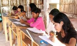 Campaña Nacional de Alfabetización en el Dpto. de Misiones|Alfabetización rehegua Ñemongu'e guasu Misiones Departamento-pe imagen