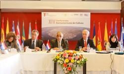 Se inició hoy la XIV Conferencia Iberoamericana de Cultura en Asunción Oñepyrũ ko árape Conferencia Iberoamericana XIV Teko rehegua Paraguaýpe imagen