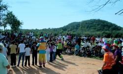 Fiesta circense en Tobati|Circo rehegua vy'a Tovatĩme imagen