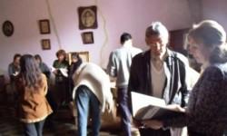 Donan libros para futuro Centro Cultural de Caapucú|Oñeme'ẽ aranduka Centro Cultural-rã opytáva Ka'apukúpe imagen