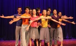 Bailarines del ISBA participarán en certamen internacional|ISBA-pegua jerokyharakuéra oĩta jeroky ambue tetãmeguápe imagen