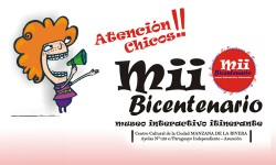 Otra forma de acercase al Bicentenario|Ambue hendáicha oñeñemoag̃ui hag̃ua Sandykõire imagen