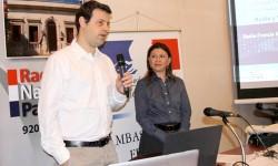 Comenzó taller internacional sobre radio y web en Radio Nacional|Oñepyrũ taller kakuaa rrádio ha web rehegua Radio Nacional-pe imagen