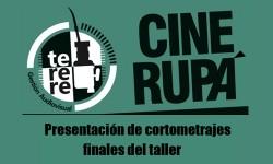 Clausura de taller de audiovisuales|Oñemohu'ã taller audiovisual rehegua imagen
