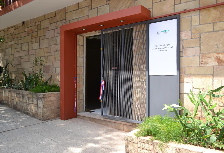 Habilitaron oficinas de la direcci n general de archivos for Direccion de la oficina