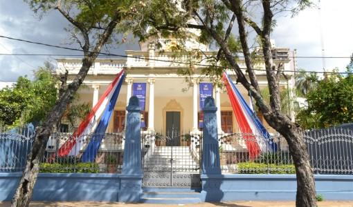 Fachada Museo Bellas Artes