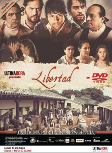 DVD LIBERTAD