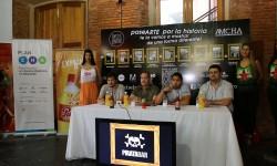 AMCHA propone recorrer el Centro Histórico de Asunción en un ambiente de fiesta, este domingo imagen