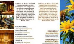 Convocatoria abierta Premio Música Terra imagen