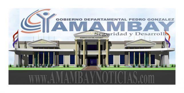 Gobernación de Amambay imagen