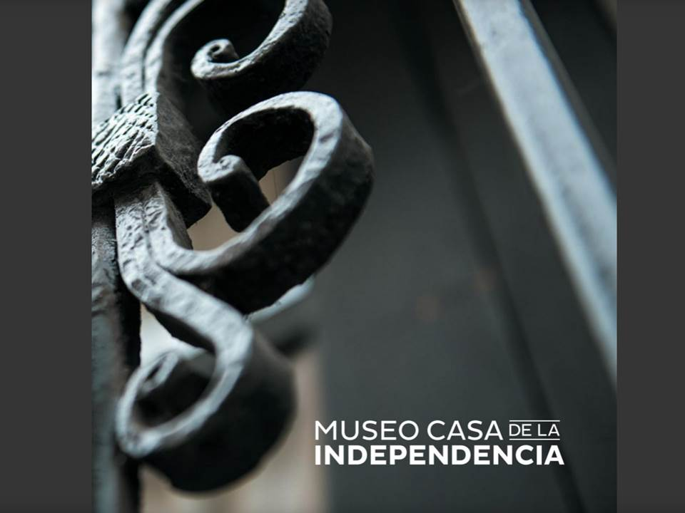Catálogo Museo Casa de la Independencia 2016 imagen
