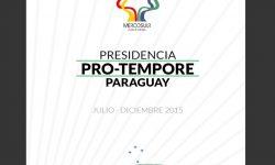 Dossier Presidencia Pro-Tempore Paraguay 2015 imagen