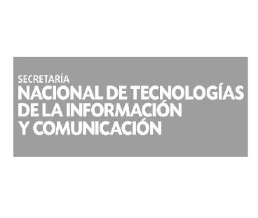 Secretaría Nacional de Tecnologías de la Información y Comunicación imagen