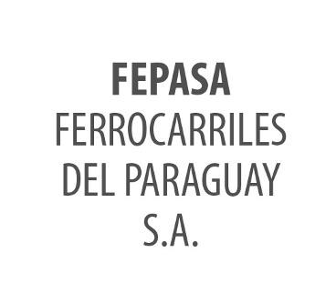 FERPASA Ferrocarriles del Paraguay S.A imagen