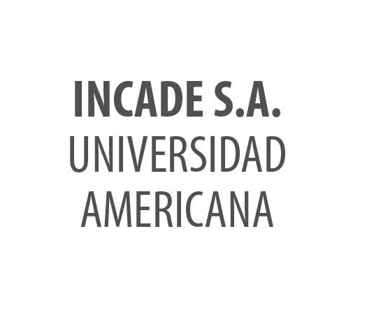 INCADE S.A. Universidad America imagen