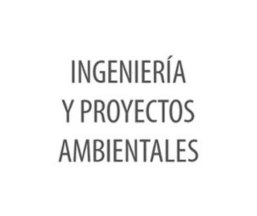 Ingeniería y Proyectos Ambientales imagen