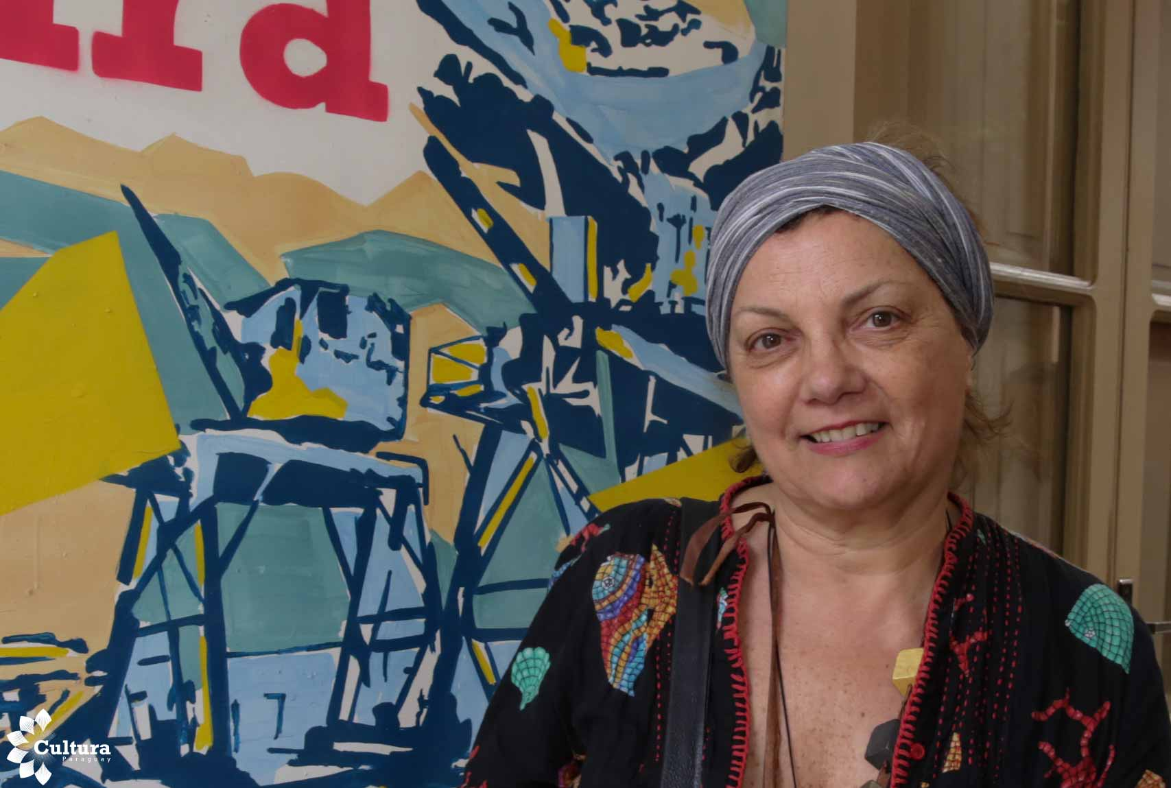 Ganadora del Premio Mercosur de Artes Visuales inicia esta semana residencia artística en Uruguay imagen