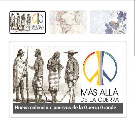 Colección digital iberoamericana de la Triple Alianza, a disposición de la ciudadanía imagen