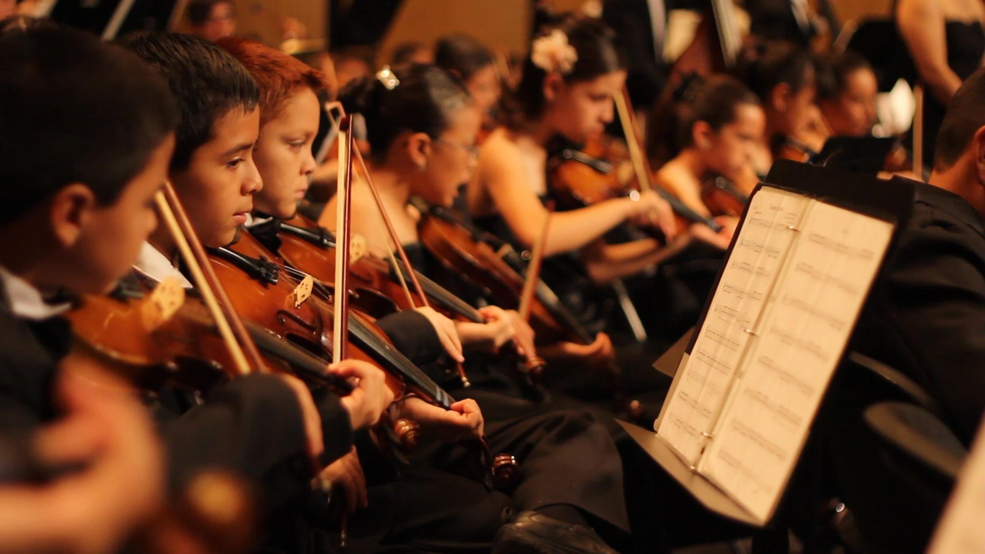 Buscan fomentar creación musical para orquestas infantiles y juveniles imagen