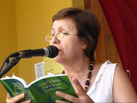 La escritora Susy Delgado participará en Brasil de un encuentro internacional lingüístico y literario imagen