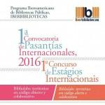 Dos bibliotecarios paraguayos fueron seleccionados en primera Convocatoria de Pasantías Internacionales 2016