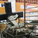 Cultura y familiares realizan inventario de inmuebles del ex supermercado Ycuá Bolaños
