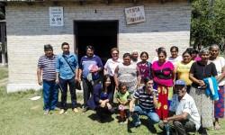 Capacitan en Ferias Culturales a comunidad indígena del bajo Chaco