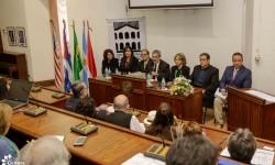 Ministro Griffith será Presidente Honorario de la 2ª Bienal Internacional de Asunción 2017
