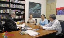 Cultura y Municipalidad de Pirayú coordinarán acciones para proteger el patrimonio de la ciudad imagen