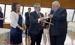 Cultura homenajeó a Francia Campos imagen