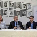 Ministro Griffith insta a artistas a participar de las convocatorias de los IBER's