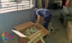 Cultura trasladó objetos simbólicos del Ycuá Bolaños imagen