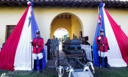 Conmemoraron los 150 años del fallecimiento del General Díaz imagen