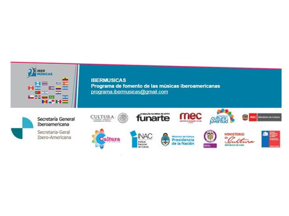 Convocatorias de IBERMÚSICAS 2017-2018, habilitadas hasta el mes de agosto imagen