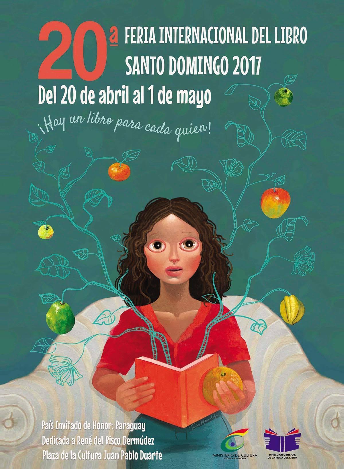 Paraguay presentará nutrida agenda en Feria del Libro de República Dominicana imagen