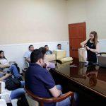 Hoy se procedió a la apertura de sobres de las ofertas de competencia para la construcción del Sitio de Memoria Ycuá Bolaños