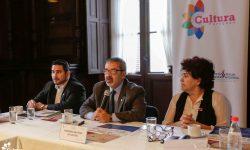 Decálogo de la Cultura fue presentado en reunión de CONCULTURA imagen