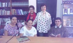 Culminaron jornadas de taller para la Antología de Alto Paraná imagen