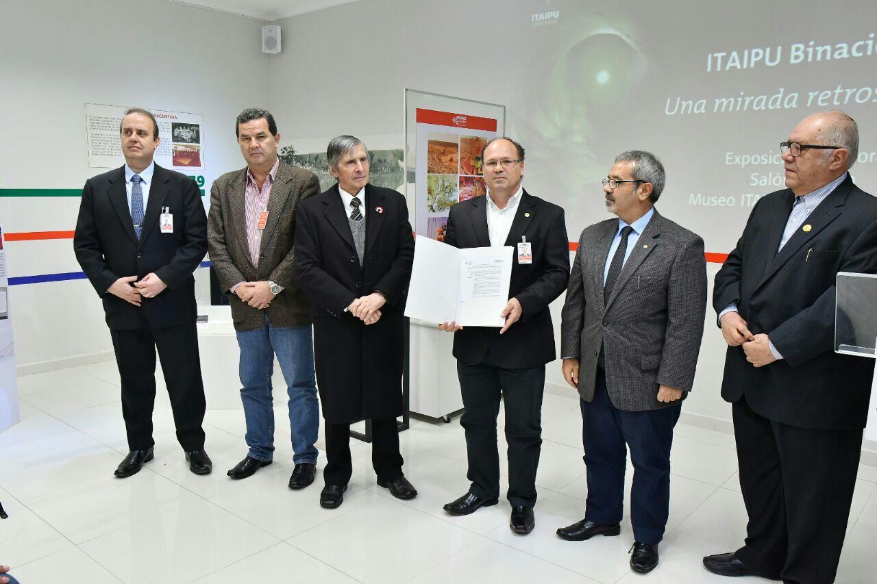 Ministro Griffith declara Bien Cultural al acervo antropológico del Museo de Itaipú – Tierra Guaraní imagen