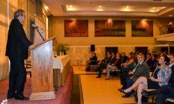 Ministro Griffith participa de charla magistral sobre Gobierno Digital imagen
