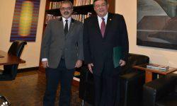 Patrimonialista mexicano vendrá a Paraguay para contribuir con la defensa del Patrimonio Nacional imagen