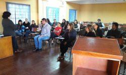 Realizaron curso taller en gestión cultural y ambiental en Universidad Nacional de Itapúa imagen
