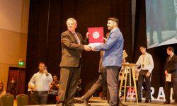 """Ministro Griffith participa de conferencia """"Liderazgo sin límites"""" imagen"""