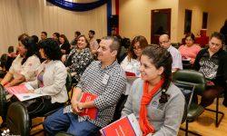 Funcionarios de Cultura participan de taller sobre liderazgo imagen