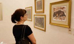 Continúan en exposición obras de Guayasamín imagen